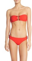 Proenza Schouler Women's Barbell Embellished Bikini Top & Bottoms