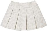 Marie Chantal GirlsButterfly Pleated Skirt