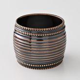 Sonoma life + style® carved napkin ring