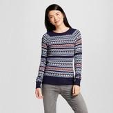 Women's Pullover Fairisle Sweater - Merona