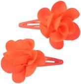 Crazy 8 Neon Blossom Barettes 2-Pack