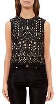 Ted Baker Lace-Front Top