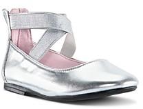 Nina Girls' Marissa Crisscross Strap Ballet Flats - Little Kid, Big Kid