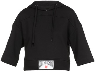 Love Moschino Cropped Sweatshirt