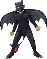 Rubie's Costume Co How to Train a Dragon 2 Toothless-Night Fury Costume for Kids