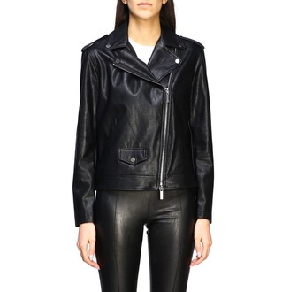 Armani Collezioni Armani Exchange Jacket Armani Exchange Nail In Synthetic Leather