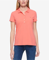 Tommy Hilfiger Short-Sleeve Polo Shirt, Only at Macy's
