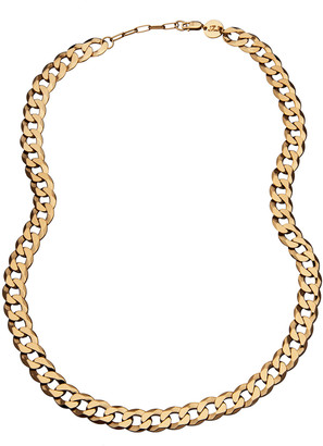 Jennifer Zeuner Jewelry Angie Curb-Link Chain Necklace