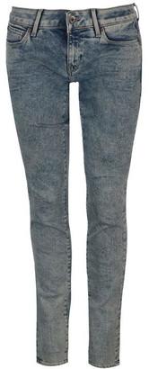 G Star 3301 Low Skinny Jeans Ladies