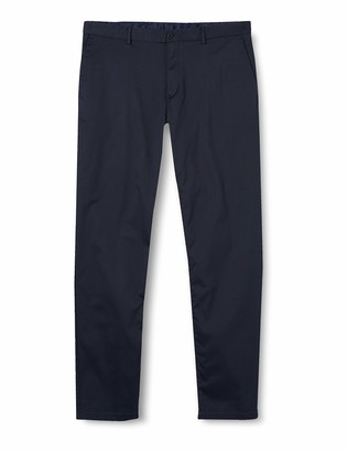 Tommy Hilfiger Men's Tapered Tech Stretch Twill Flex Jeans