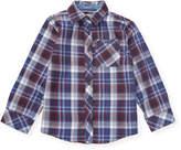 Ben Sherman Plaid Cotton Shirt