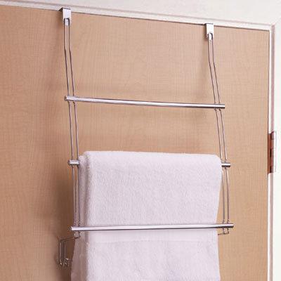 Container Store Classico Overdoor Towel Rack