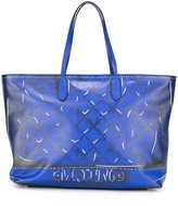 Moschino trompe-l'oeil tote - women - Calf Leather - One Size