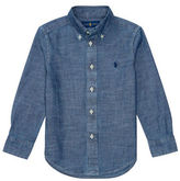Ralph Lauren Childrenswear Chambray Long Sleeve Shirt