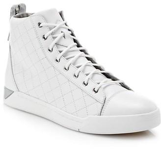 Diesel Tempus Diamond High-Top Sneakers