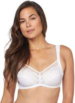 Wonderbra Comfort-U Full Support Wire-Free Bra