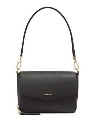Calvin Klein Ave Saffiano Demi Shoulder Bag