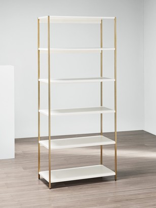 west elm Zane Wide Shelving Unit