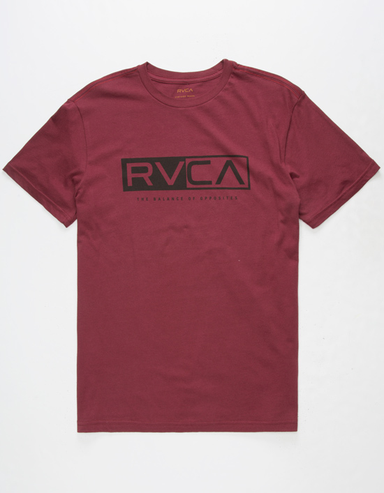 RVCA Opposite Bars Mens T-Shirt