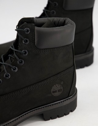 Timberland 6 inch Premium boots in black