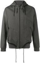 Y-3 zipped hoodie - men - Cotton - XS