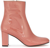 Maryam Nassir Zadeh 'Agnes' two-faced boots - women - Leather/Patent Leather - 41