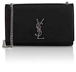 99e94f7f991 Saint Laurent Women's Monogram Kate Medium Leather Shoulder Bag - Black