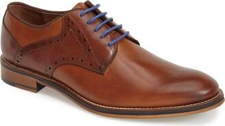 Johnston & Murphy Conard Saddle Shoe
