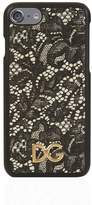 Dolce & Gabbana Lace Printed iPhone 7/8Case