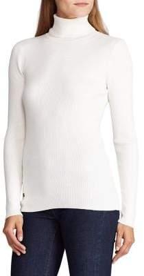 Lauren Ralph Lauren Turtleneck Long-Sleeve Sweater