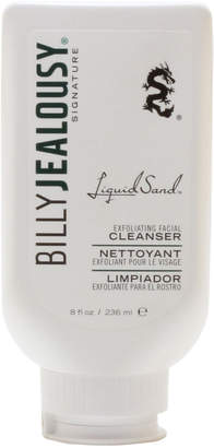 Billy Jealousy Men's 8Oz Liquidsand Exfoliating Facial Cleanser