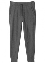 Vince Thermal-knit Cotton Jogging Trousers