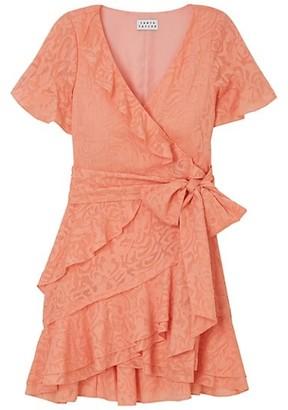 Tanya Taylor Bianka II Wrap Dress