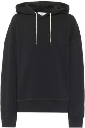 Jil Sander Cotton hoodie