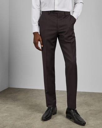 Ted Baker WESTT Debonair subtle check wool pants