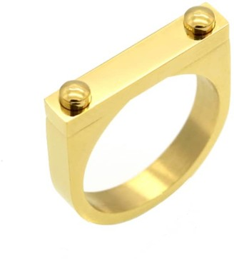 Opes Robur Opes D2 Ring Gold