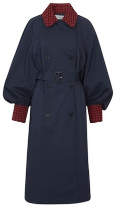 J.W.Anderson Puff-Sleeve Trench Coat