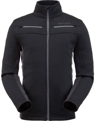 Spyder Wengen Encore Full Zip Jacket - Men's