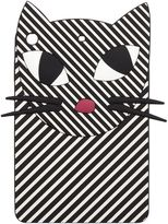 Lulu Guinness stripe kooky cat ipad mini