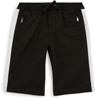 Dolce & Gabbana Kids Contrast Stripe Trousers (8-12 Years)