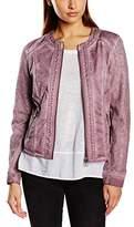 Lerros Women's Blazer - Purple -