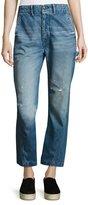 Vince Slouch Carpenter Jeans, Medium Blue