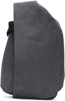 Côte and Ciel Grey Medium Isar Eco Yarn Backpack
