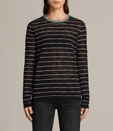 AllSaints Brook Crew Neck Sweater