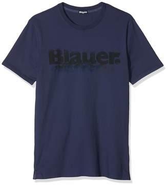 Blauer Men's T-Shirt Manica Corta