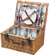 Asstd National Brand Picnic Time Bristol Picnic Basket for Two