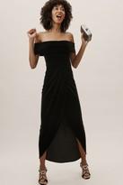 BHLDN Edison Velvet Dress