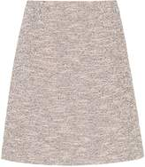 LK Bennett Gee Black Tweed Skirt