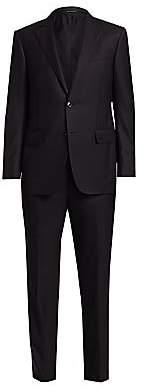 Ermenegildo Zegna Men's Single-Breasted Wool Suit