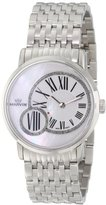 Marvin Women's M025.12.76.12 Origin Mother-Of-Pearl Dial Stainless Steel Bracelet Watch
